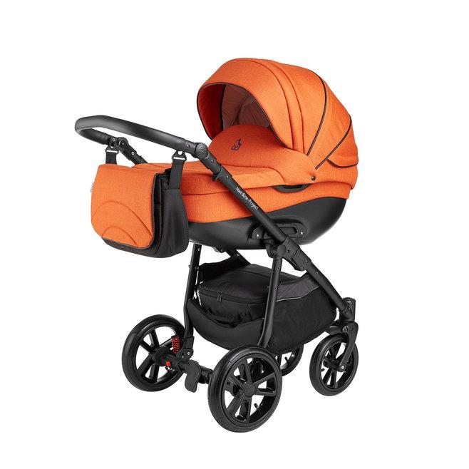 Детская коляска Noordline Olivia Sport 3 в 1 (оранжевый)