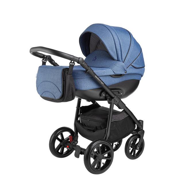 Детская коляска Noordline Olivia Sport 3 в 1 (синий)