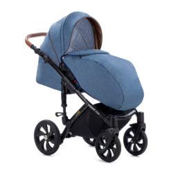 Детская коляска Tutis Mimi Style 3 в 1 New 2019 №334  (Джинсовый)