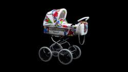 Детская коляска Reindeer Prestige Lily 3 в 1 (разноцветный)