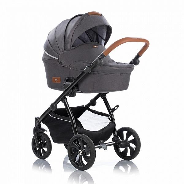 Детская коляска Tutis Aero 2 в 1 New 2019 №103 (Графит)