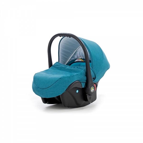 Детская коляска Tutis Mimi Style 3 в 1 New 2018 №327 (Бирюзовый)