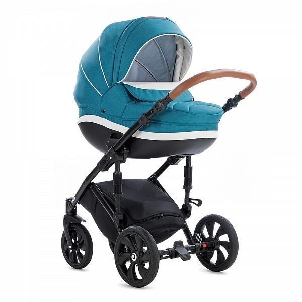 Детская коляска Tutis Mimi Style 2 в 1 New 2018 №327 (Бирюзовый)