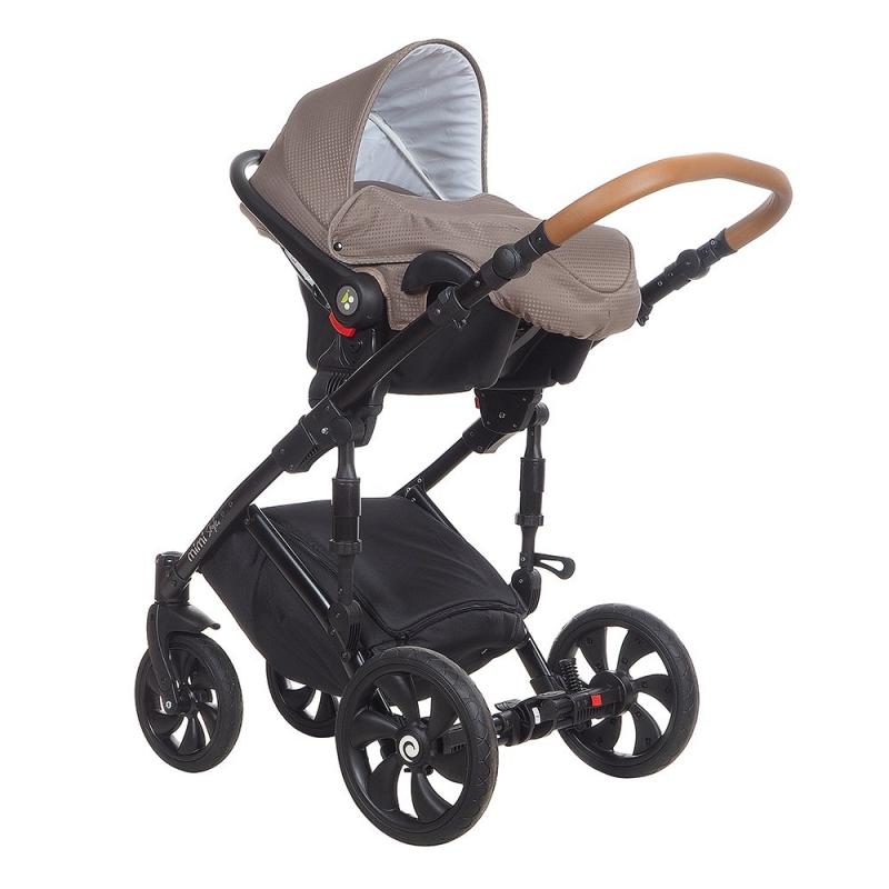 Детская коляска Tutis Mimi Style 3 в 1 New 2018 №339 (Бежевый)