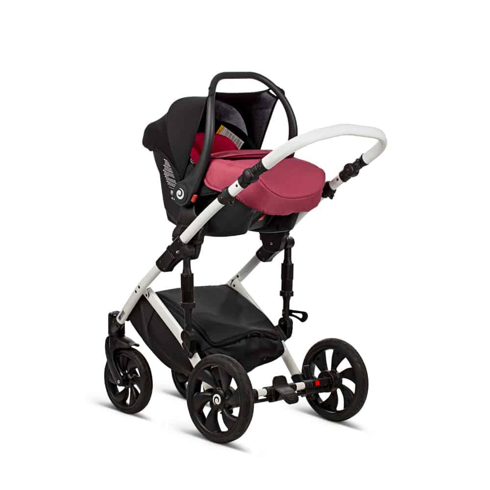 Детская коляска Tutis Mimi Style 2 в 1 (розовый)