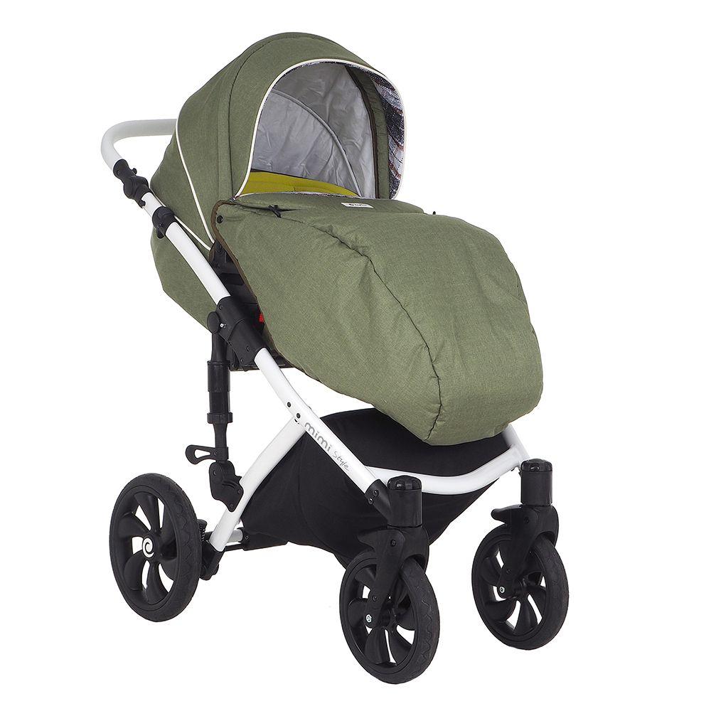 Детская коляска Tutis Mimi Style 2 в 1 (хаки)