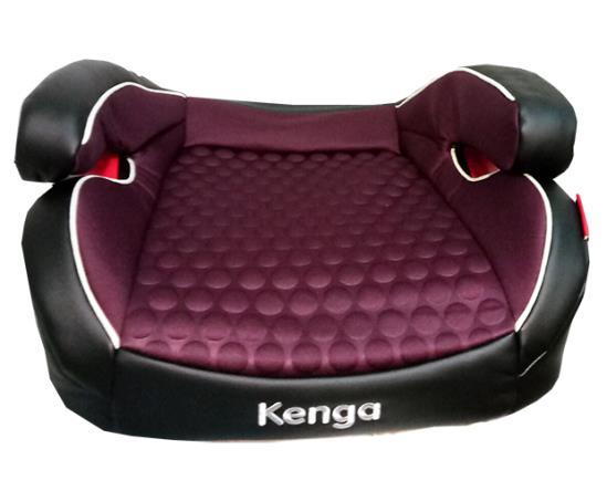 Бустер Kenga Isofix (Бордовый)