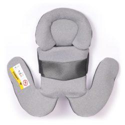 Автокресло BabyCare Shelter Isofix гр. 0/1/2/3 (0-36 кг)(Серый)