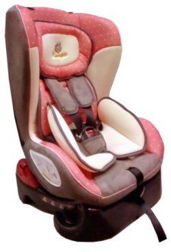 Детское автокресло Kenga группа: 0+/1 (0-4 лет) (Розовый)