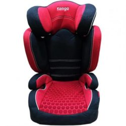 Детское автокресло Kenga premium plus (ISOFIX) (Красный/черный)