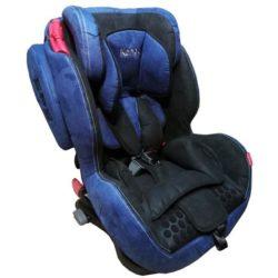 Детское автокресло Kenga c isofix premium (Синий/черный)
