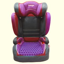 Детское автокресло Kenga premium plus (ISOFIX) (Фиолетовый)