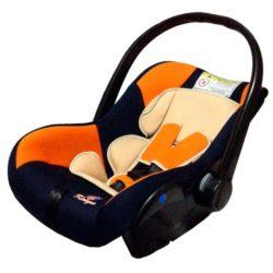 Детское автокресло Kenga (Оранжевый)
