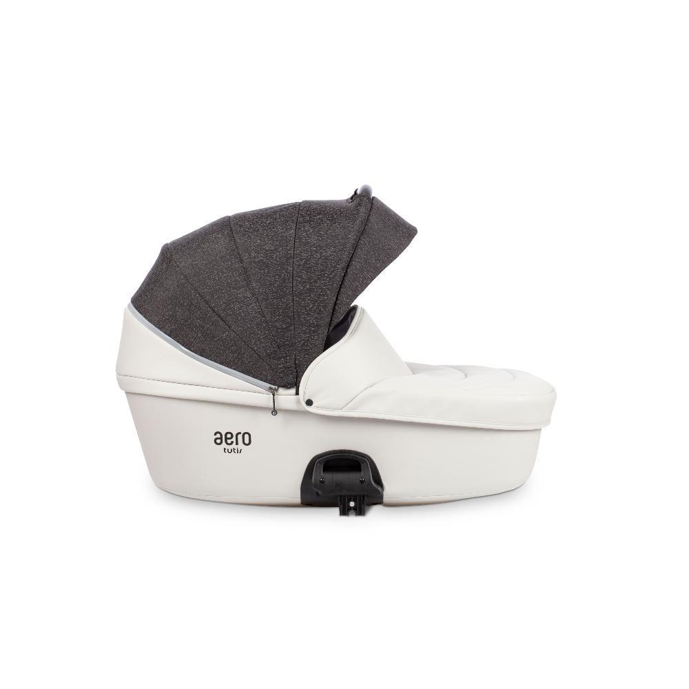 Коляска Tutis Aero Reflective 2 в 1 2019 (Белый/серый)