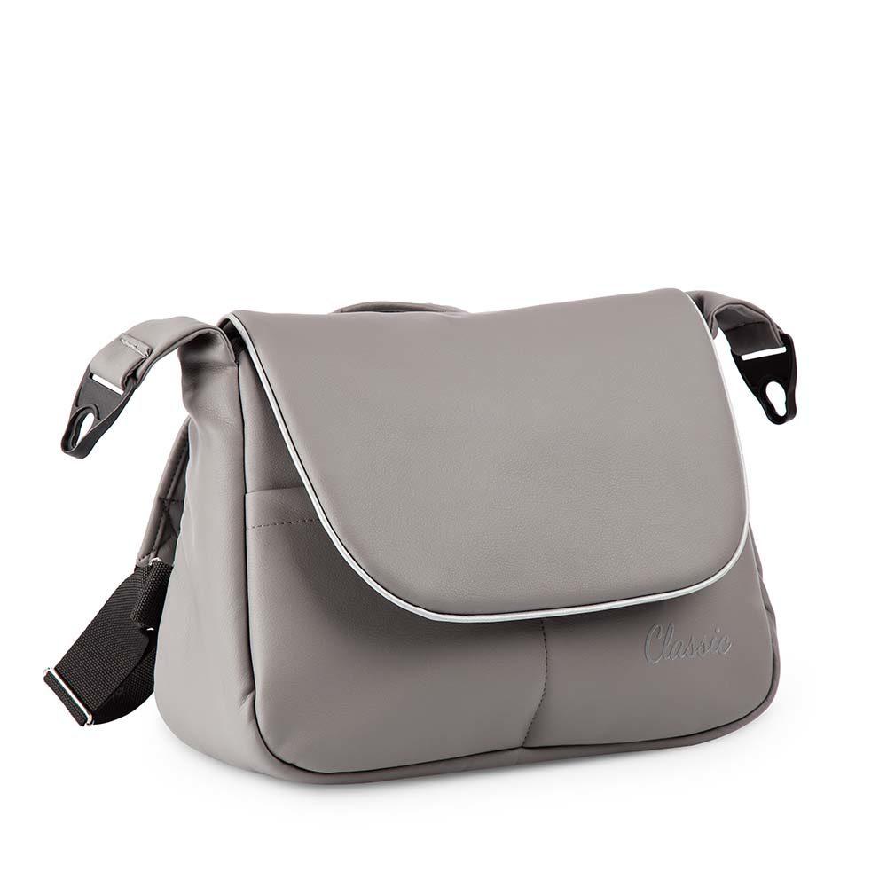 Коляска Tutis Zippy Classic New Leather 2 в 1 (Серый)
