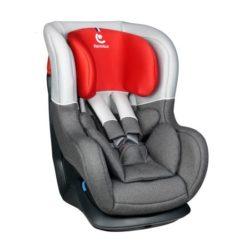 Детское автокресло Renolux Austin гр. 0+/1 (Красный/серый)