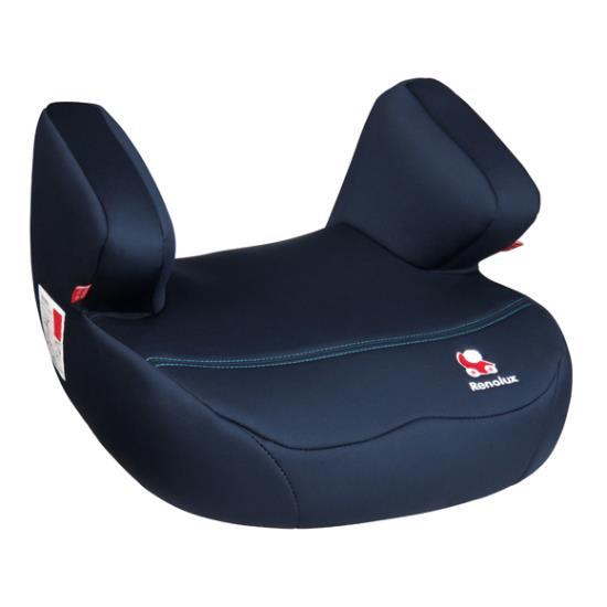 Детское автокресло бустер Renolux Jet гр. 3 (Синий)