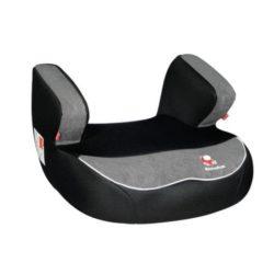 Детское автокресло бустер Renolux Jet гр. 3 (Черный/серый)