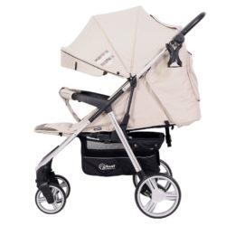 Детская прогулочная коляска Rant Caspia Trends (Светло-розовый)