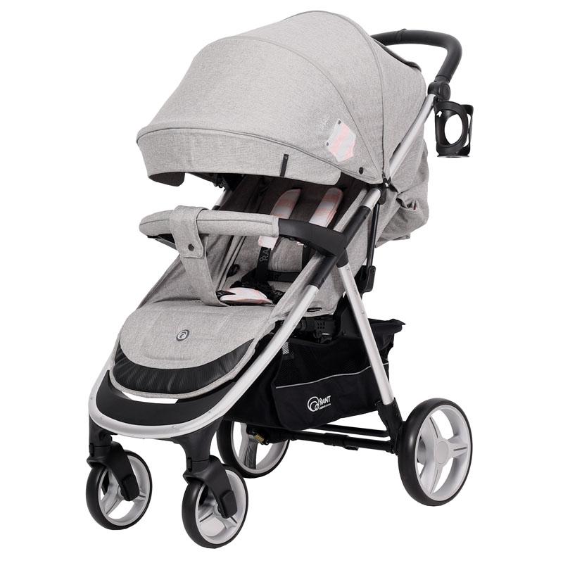 Детская прогулочная коляска Rant Caspia Trends (Светло-серый)