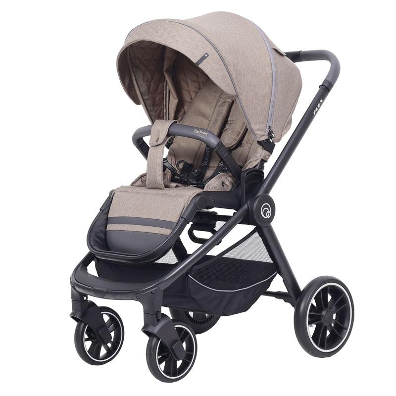 Детская прогулочная коляска Rant Flex Trends (Бежевый)