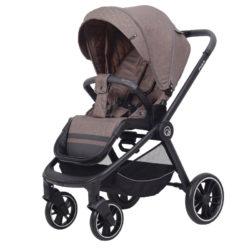 Детская прогулочная коляска Rant Flex Trends (Коричневый)