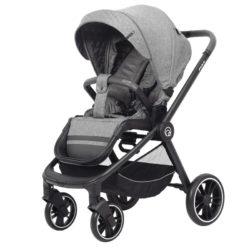 Детская прогулочная коляска Rant Flex Trends (Серый)