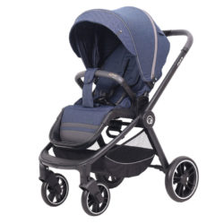 Детская прогулочная коляска Rant Flex Trends (Синий)
