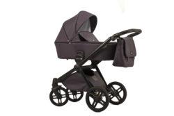 Детская коляска LONEX EMOTION XT ECO 3 В 1 (Фиолетовый)