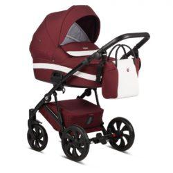 Детская коляска Tutis Zippy 2 в 1 2020 (Бордовый)