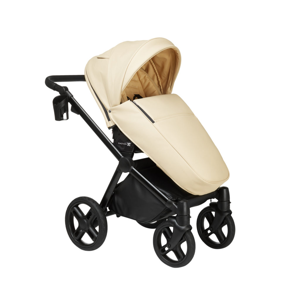 Детская коляска LONEX EMOTION XT ECO 3 В 1 (Бежевый)