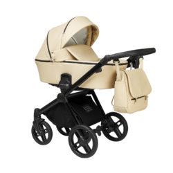 Детская коляска LONEX EMOTION XT ECO 2 В 1 (Бежевый)