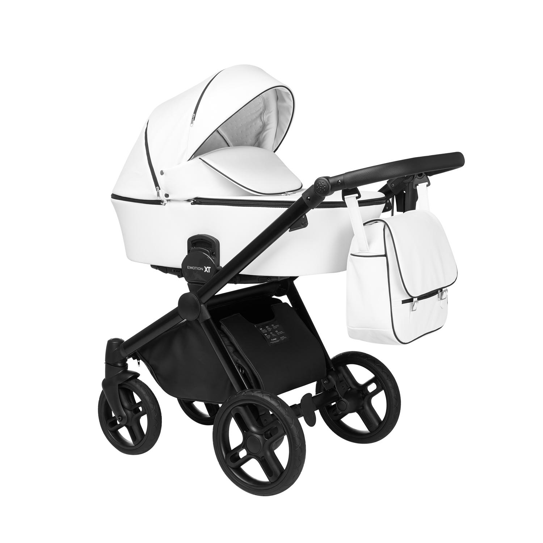Детская коляска LONEX EMOTION XT ECO 3 В 1 (Белый)