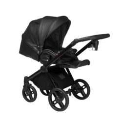 Детская коляска LONEX EMOTION XT ECO 2 В 1 (Черный)