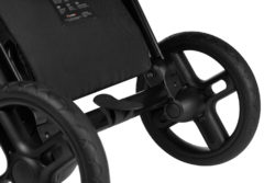 Детская коляска LONEX EMOTION XT ECO 3 В 1 (Черный)