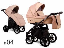 Детская коляска LONEX FIRST 2 В 1 (Бежевый)