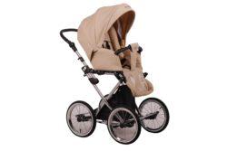 Детская коляска Lonex Julia ECCO 3 в 1 (Бежевый)
