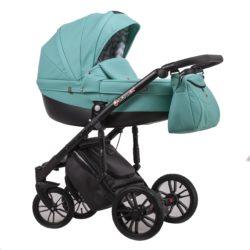 Детская коляска LONEX COMFORT GALLAXY 2 В 1 (Бирюзовый)