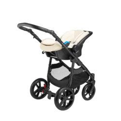 Детская коляска Noordline Stephania Style 3 в 1 (Коричневый)