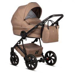 Детская коляска Tutis Zippy 2 в 1 2020 (Бежевый)