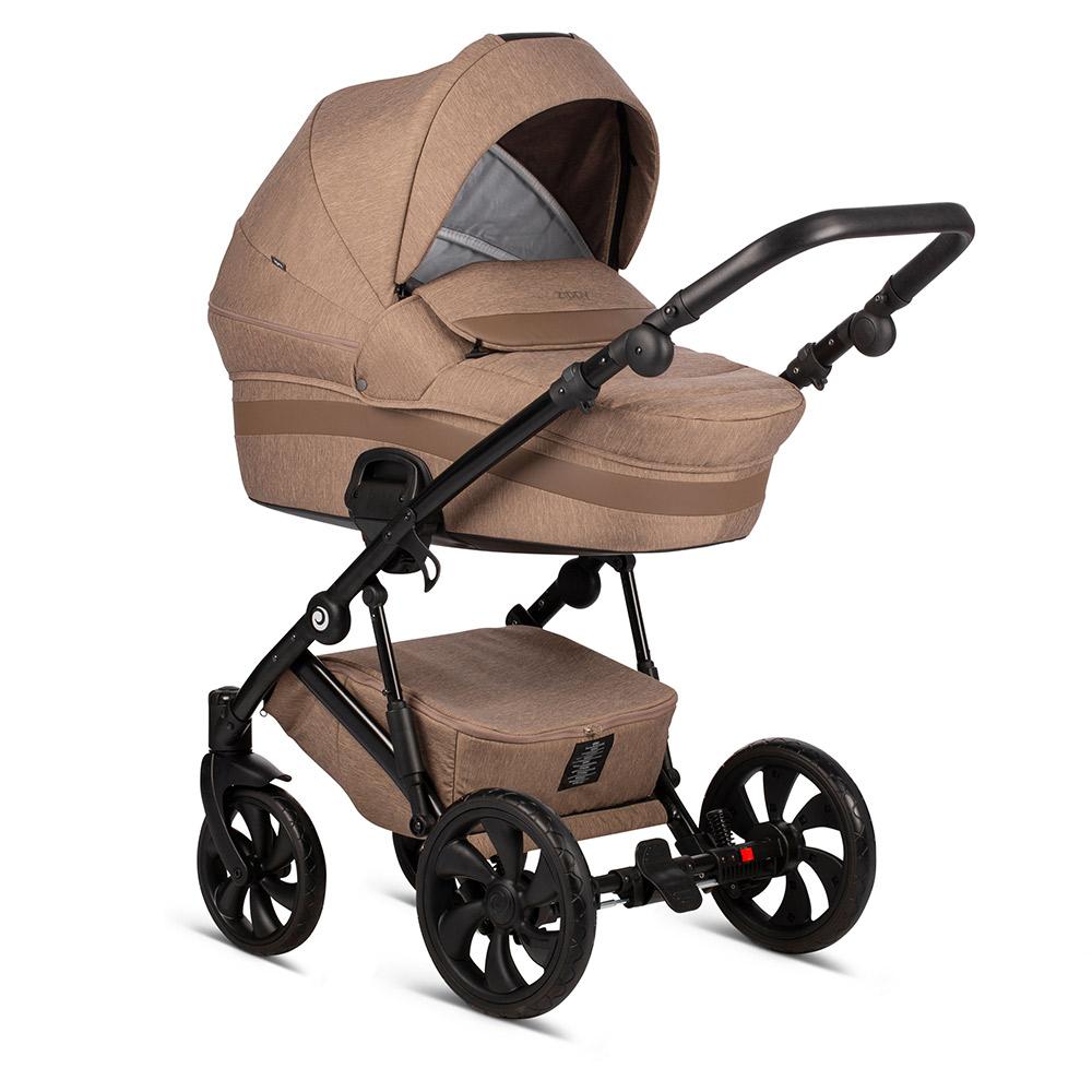 Детская коляска Tutis Zippy 3 в 1 2020 (Бежевый)