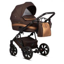 Детская коляска Tutis Zippy 2 в 1 2020 (Коричневый)