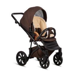 Детская коляска Tutis Zippy 3 в 1 2020 (Коричневый)