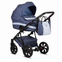 Детская коляска Tutis Zippy 2 в 1 2020 (Синий)