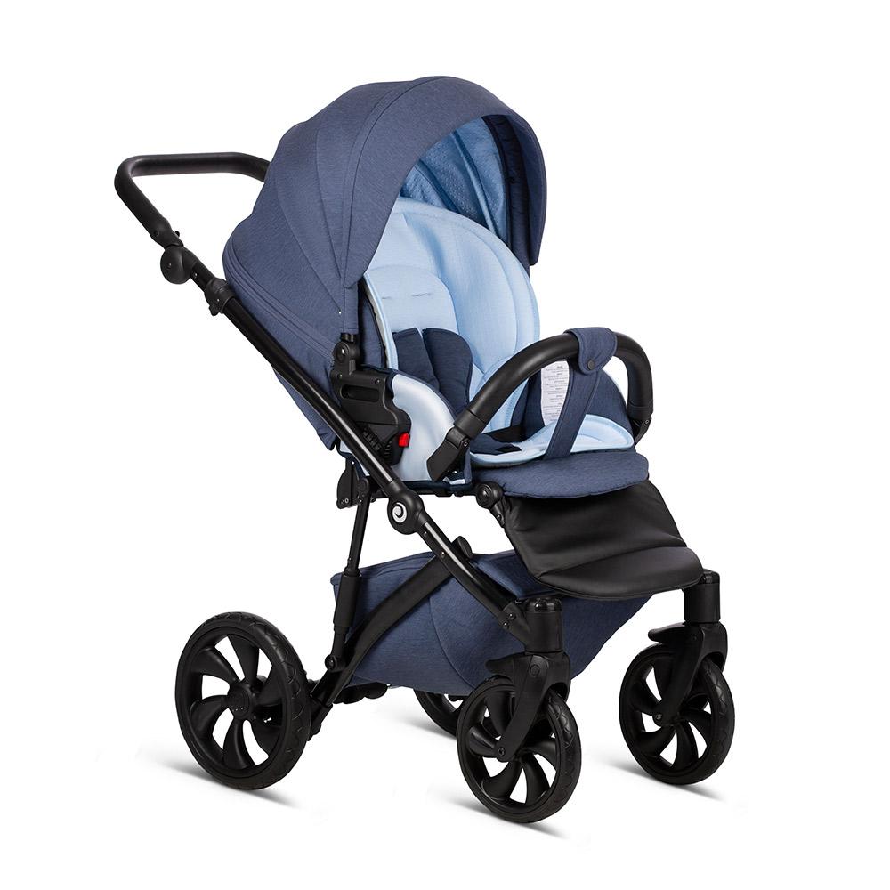 Детская коляска Tutis Zippy 3 в 1 2020 (Синий)