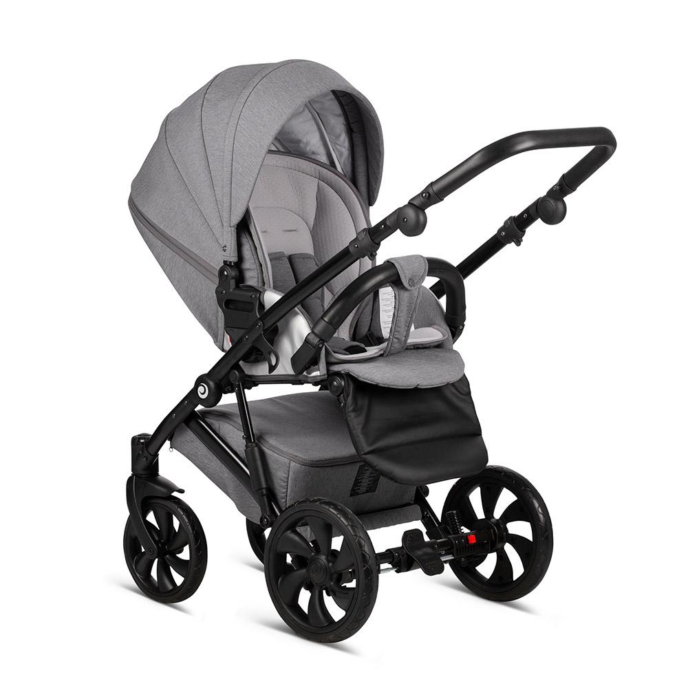Детская коляска Tutis Zippy 2 в 1 2020 (Серый)