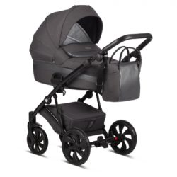 Детская коляска Tutis Zippy 2 в 1 2020 (Тёмно-серый)