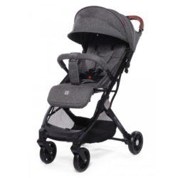 Детская прогулочная коляска Baby Care Q'bit (Серый)