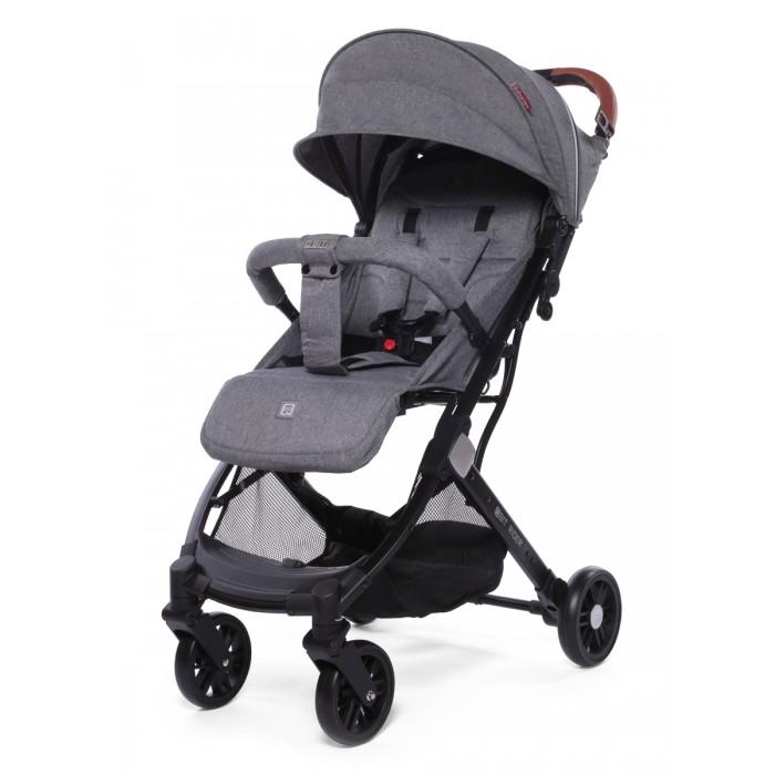 Детская прогулочная коляска Baby Care Q'bit (Светло-серый)