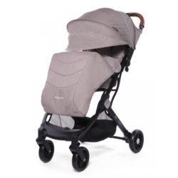 Детская прогулочная коляска Baby Care Q'bit (Бежевый)